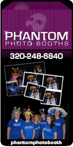 Phantom Photo Booths